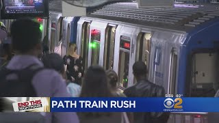 NJ Transit Riders Adjust To The New Normal