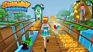 Subway Princess Runner | & charecter princess👸. run game screenshot 5