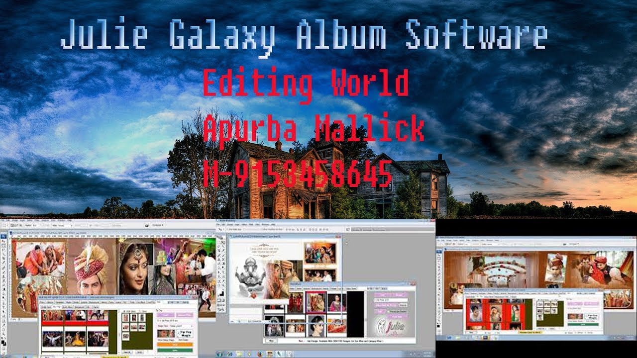 Julie Galaxy Album Training Video M 9153458645 Youtube