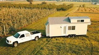 Affordable (Yet Beautiful) Tiny House You Can Buy