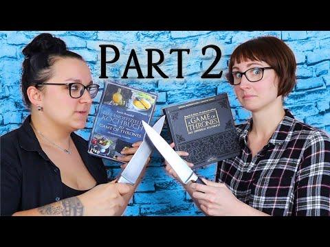 Das Lied Von Hefe Und Minze... Das Game Of Thrones Kochbuch Duell! (Teil 2)   ChaosKatrin Kocht