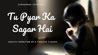 Tu Pyaar Ka Sagar Hai - Karaoke cover