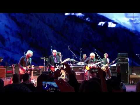 KWS, Joe Walsh, Ringo Starr & Paul Allen - ROCKY MOUNTAIN WAY Thumbnail image
