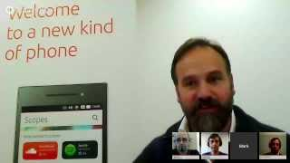 Mark Shuttleworth, Meizu and bq talk about new partnership