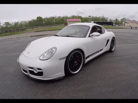 TPC Turbocharged 2007 Porsche Cayman S - (Track) One Take