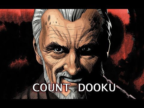 (Canon) Count Dooku - THE COST [Age Of The Republic]