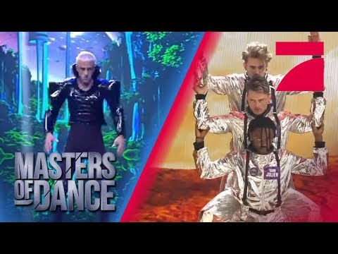 Matrix vs Justice - Genesis: Wer gewinnt das Science-Fiction Battle?  Masters of Dance  ProSieben