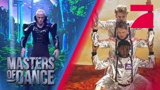 Matrix vs. Justice - Genesis: Wer gewinnt das Science-Fiction Battle?   Masters of Dance   ProSieben