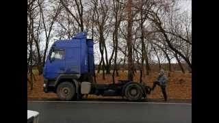 система Платон не готова - плата с грузовиков свыше 12 тонн за красивые слова
