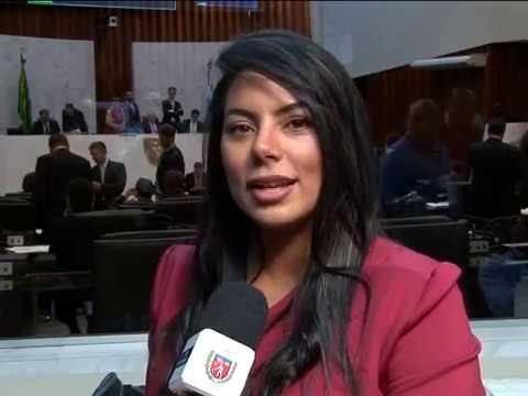 Repórter Assembleia 13 de dezembro de 2017 - Claudia Pereira / CRIAI