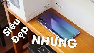 Huawei P20 Pro siêu đẹp và ấn tượng, nhưng có vài ĐIỂM YẾU không đáng!