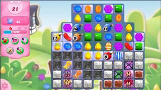 Candy Crush Saga Level 1444 - NO BOOSTERS