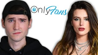 We bought Bella Thorne's OnlyFans so you dont have to