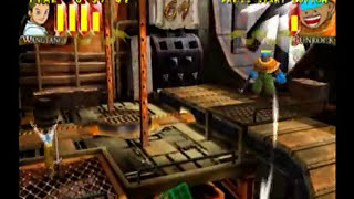 Power Stone (Dreamcast) Gameplay