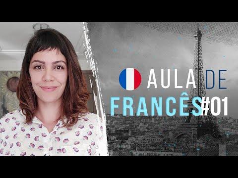 Aula de francês