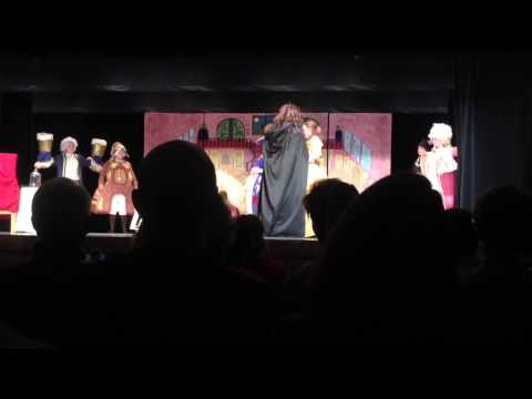 Beauty & the Beast - Blevins Middle School