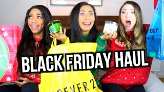 BLACK FRIDAY HAUL 2016!! Mylifeaseva