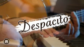 Despacito - Luis Fonsi ft. Daddy Yankee  (Piano cover IDT) - Maan Hamadeh