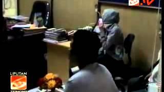 Mobil Guru Tabrak Murid TK di Medan Terekam CCTV