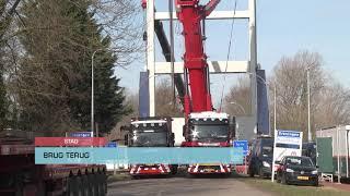 Borgbrug weer open voor al het verkeer