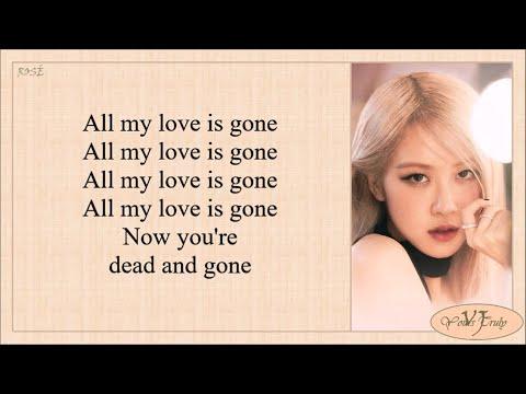Download ROSÉ - Gone (Lyrics)