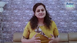Ms. Vanita shares how Dr. Stuti Mishra helped her in the journey of motherhood