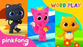 Season | Word Play | Pinkfong Songs for Children