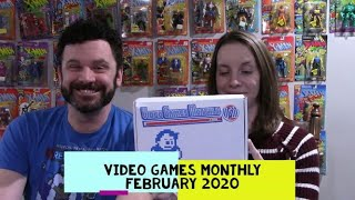 Video Games Monthly February 2020