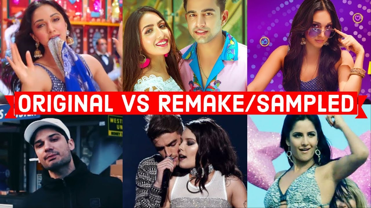 Original Vs Remake/Sampled - Which Song Do You Like the Most? - Bollywood Remake Songs 2020