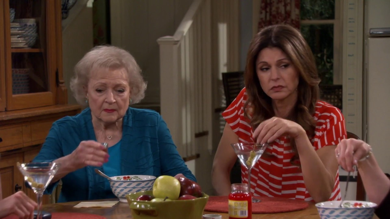 Download Bad George Clooney   Hot in Cleveland S05 E09   Hunnyhaha