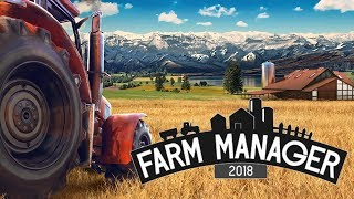 Gambar cover Spring Ploughing! - Farm Manager 2018 (Stream Footage) - Part 17