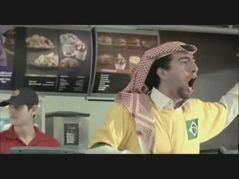 Mc Donald's Arabia | Saudi National