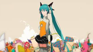Repeat youtube video VOCALOID2: Hatsune Miku -