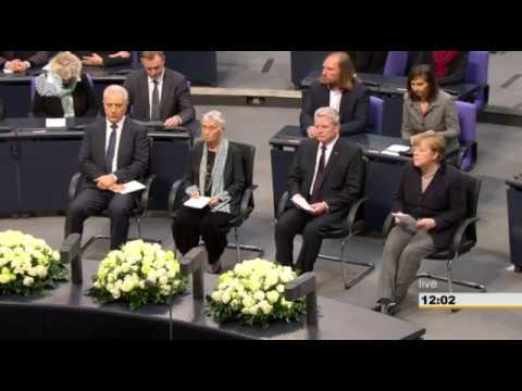 The German Bundestag: Remembrance of the victims of National Socialism