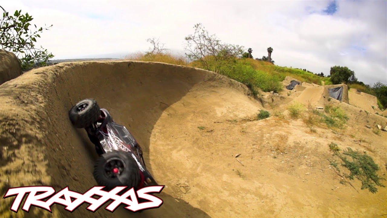 Defying Gravity | Traxxas X-Maxx - YouTube