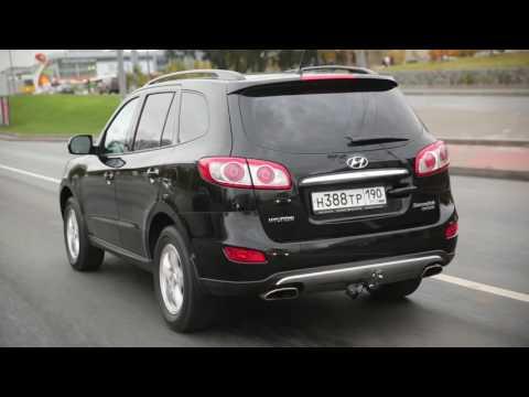 Тест драйв б/у Хендай Санта Фе 2012. Обзор Hyundai Santa Fe с пробегом