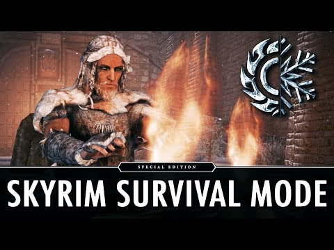 SKYRIM: Survival Mode