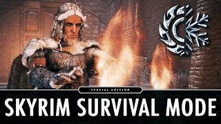 SKYRIM:  Survival Mode vs Existing Survival Mods (Part 1/2)