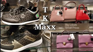 #TkMaxx #Bags #shoes T.K Maxx designer bags and shoes /Tk Maxx new collection /October 2019