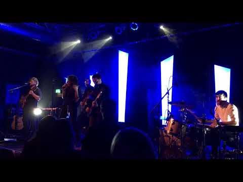 Intergalactic Lovers - River live @ FZW Dortmund - 03.11.2017 - HD