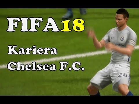 a7e92b04f FIFA 18 Kariera Chelsea F.C. | PS4 | #11 Prawdziwy kapitan - YouTube