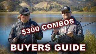 Buyer's Guide: Best Rod/Reel Combos Under $300