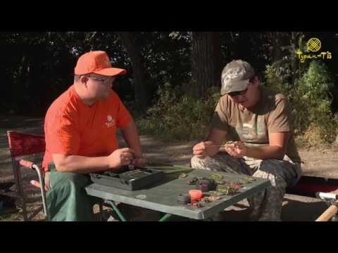 рибалка на толстолоба відео