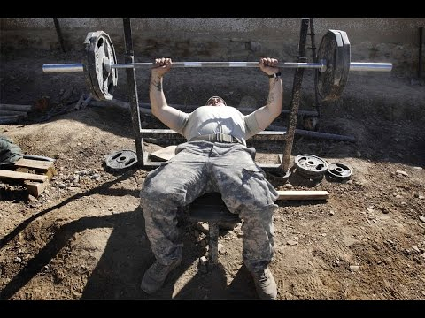 Pre-Deployment Training for Soldiers - Military Athlete