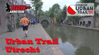 Urban Trail Utrecht 2018 Fun Run