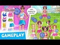 CHEER UP! Hannah's Cheerleader Girls Gameplay Video Part 2 - Style, Stunts & Chants