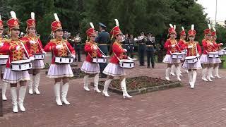 Патриотическая акция МЧС России в преддверии 12 июня