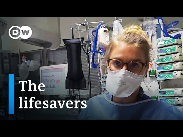 Battling coronavirus in Germany – doctors on the frontline   DW Documental