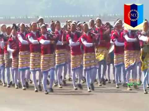 NCC RDC-2014, PM Rally - Part-02.at Garrison Pared Ground