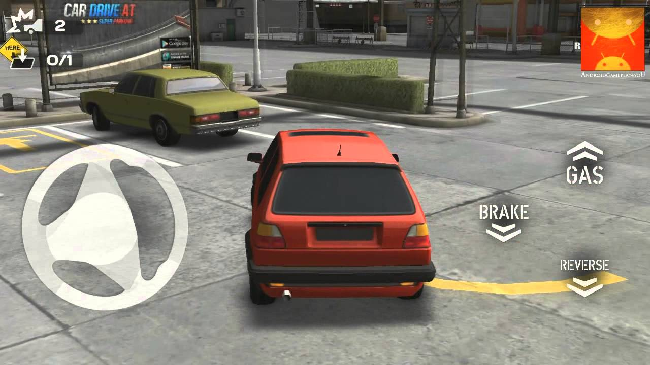 Backyard Parking 3D Android GamePlay Trailer (HD)